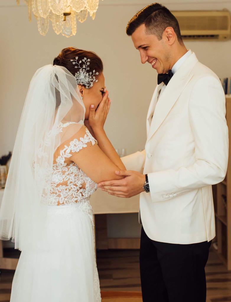 A Breathtaking Boho Wedding